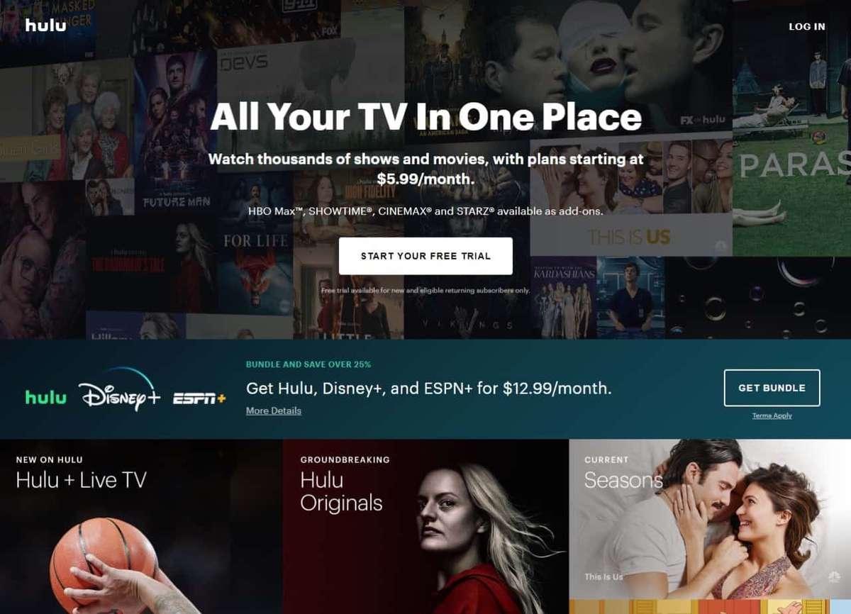 Cómo ver a Hulu fuera de los Estados Unidos
