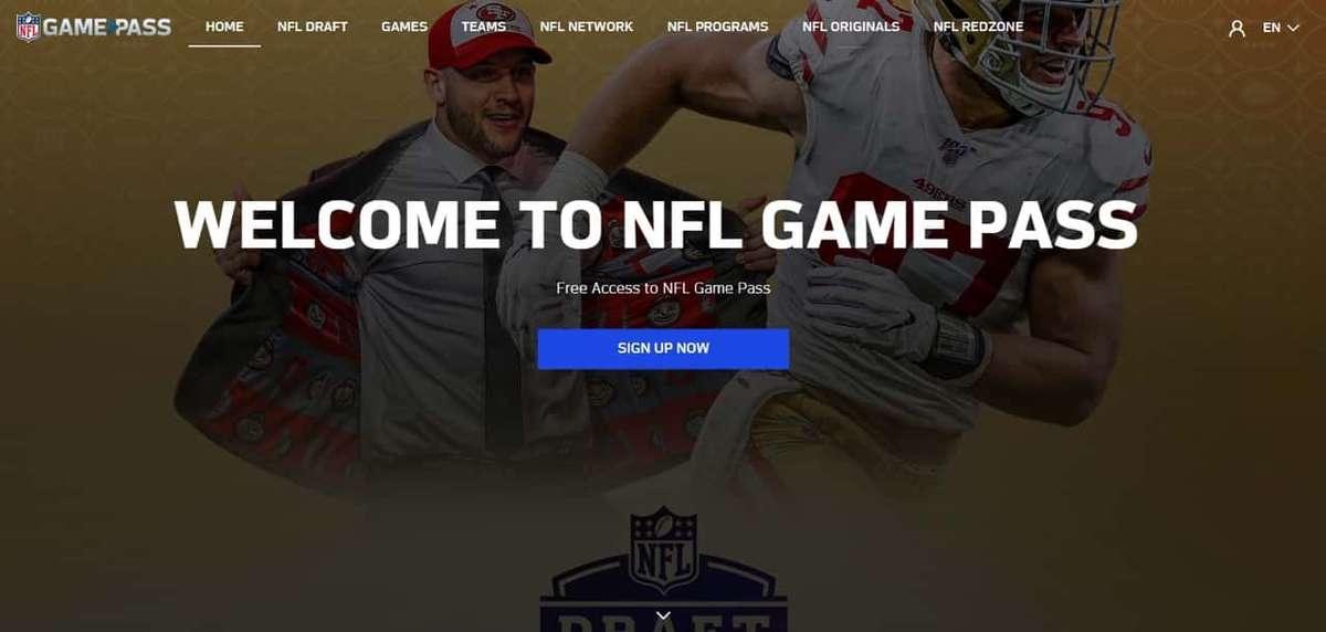 Cómo ver el pase del juego de la NFL sin apagón